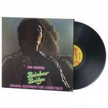 Jimi Hendrix: Filmmusik: Rainbow Bridge (remastered) (180g), LP