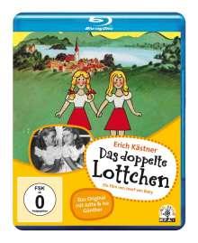 Das doppelte Lottchen (Blu-ray), Blu-ray Disc