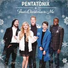 Pentatonix: That's Christmas To Me, CD