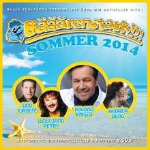 Bääärenstark!!! - Sommer 2014, 3 CDs