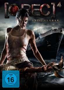 [Rec]4, DVD