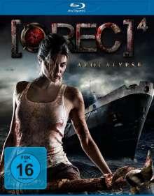 [Rec]4 (Blu-ray), Blu-ray Disc
