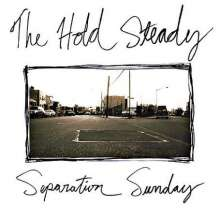 The Hold Steady: Separation Sunday (remastered) (White Vinyl), LP