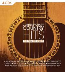Country Hits Since The 80s: Box Set Series / Var: Country Hits Since The 80s: Box Set Series / Var, CD