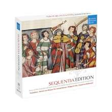 Sequentia Edition (dhm), 10 CDs