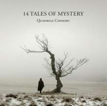 Quadriga Consort - 14 Tales of Mystery, CD