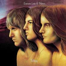 Emerson, Lake & Palmer: Trilogy (2 CD + DVD-Audio), 3 CDs