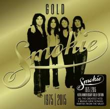 Smokie: 40th Anniversary Gold-Edition 1975 - 2015, 2 CDs