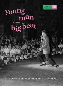 Elvis Presley (1935-1977): Young Man With The Big Beat: The Complete '56 Elvis Presley Masters, 5 CDs