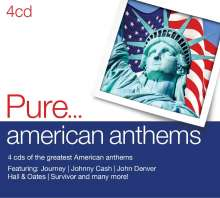 Pure... American Anthems, 4 CDs