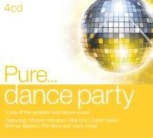 Pure... Dance Party, 4 CDs