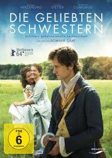 Die geliebten Schwestern, DVD