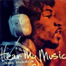 Jimi Hendrix: Hear My Music (200g) (Limited-Numbered-Edition), 2 LPs