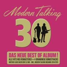 Modern Talking: 30, 2 CDs