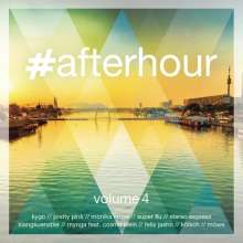#afterhour Volume 4, 2 CDs