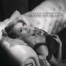 Carrie Underwood: Greatest Hits: Decade #1, 2 CDs
