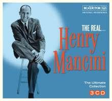 Henry Mancini (1924-1994): Filmmusik: The Real...Henry Mancini, 3 CDs