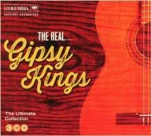 Gipsy Kings: The Real...Gipsy Kings - The Ultimate Collection, 3 CDs
