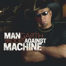Garth Brooks: Man Against Machine, CD