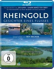 Rheingold - Gesichter eines Flusses (Blu-ray), Blu-ray Disc