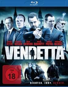 Vendetta (2013) (Blu-ray), Blu-ray Disc