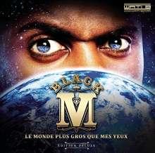Black M: Le Monde Plus Gros Que Mes Yeux (Deluxe EDition), 2 CDs