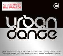Urban Dance Vol. 10, 3 CDs