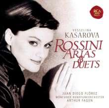 Vesselina Kasarova - Rossini Arias & Duets, CD