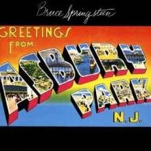 Bruce Springsteen: Greetings From Ashbury Park, N.J. (remastered) (180g), LP