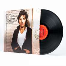 Bruce Springsteen: Darkness On The Edge Of Town (remastered) (180g), LP