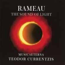 "Jean Philippe Rameau (1683-1764): Orchesterstücke ""The Sound of Light"", CD"