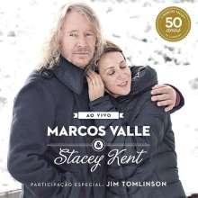 Marcos Valle & Stacey Kent: Ao Vivo, CD