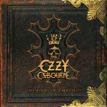 Ozzy Osbourne: Memoirs Of A Madman (Explicit), CD