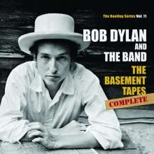 Bob Dylan: The Basement Tapes Complete: The Bootleg Series Vol. 11 (Limited Deluxe Edition), 6 CDs