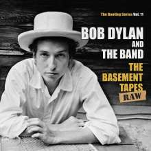 Bob Dylan: The Basement Tapes Raw: The Bootleg Series Vol.11 (180g) (Limited Edition), 5 LPs