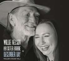 Willie Nelson: December Day: Willie's Stash Vol. 1, CD