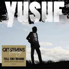 Yusuf (Yusuf Islam / Cat Stevens): Tell 'Em I'm Gone, CD