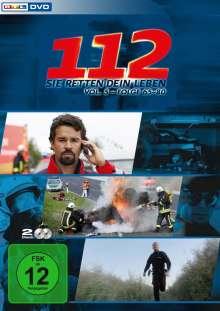 112 - Sie retten dein Leben Vol. 5, 2 DVDs