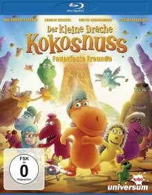 Der kleine Drache Kokosnuss (Blu-ray), Blu-ray Disc