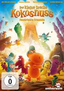 Der kleine Drache Kokosnuss, DVD