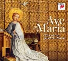 Ave Maria - Die schönste geistliche Musik (Vol.1), CD