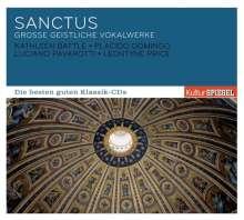 Sanctus - Große Geistliche Vokalwerke, CD