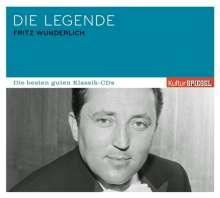 Fritz Wunderlich - Die Legende, CD