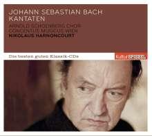 Johann Sebastian Bach (1685-1750): Kantaten BWV 29,61,140, CD