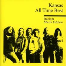Kansas: All Time Best: Reclam Musik Edition, CD