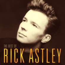 Rick Astley: The Best Of Rick Astley, CD