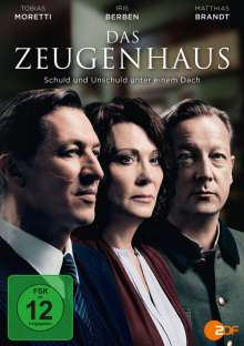 Das Zeugenhaus, DVD