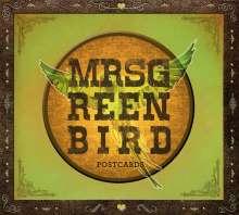 Mrs. Greenbird: Postcards, CD
