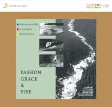 Paco de Lucia, Al Di Meola & John McLaughlin: Passion, Grace & Fire (Limited Numbered Edition) (K2HD Mastering), CD