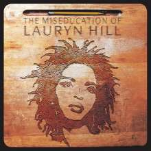Lauryn Hill: The Miseducation Of Lauryn Hill, 2 LPs